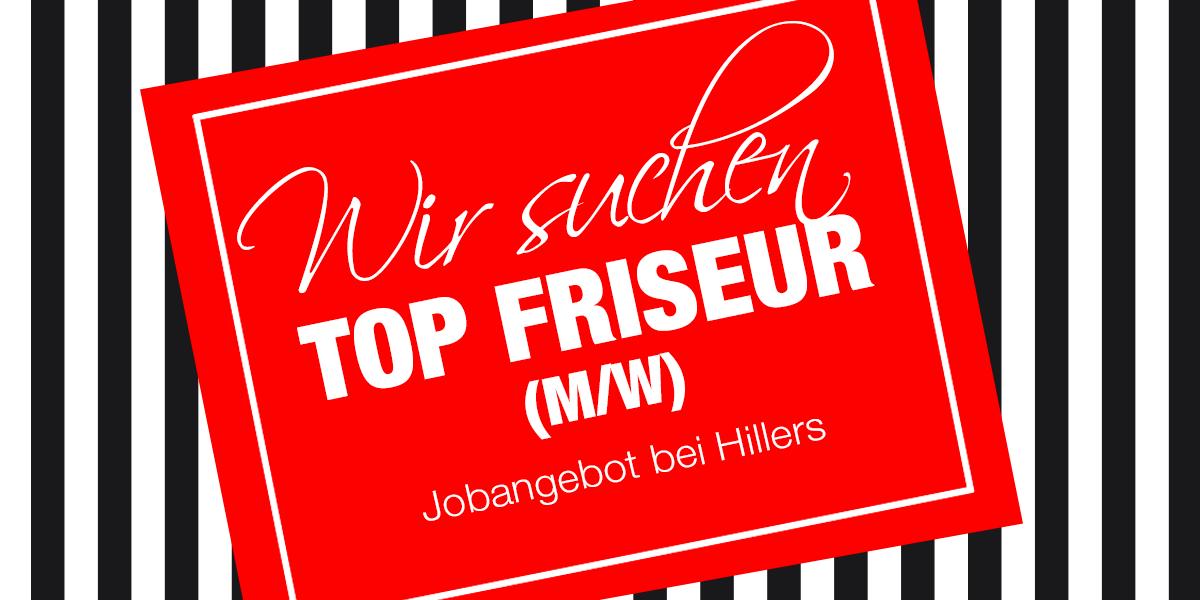 Jobangebot bei HILLERS!